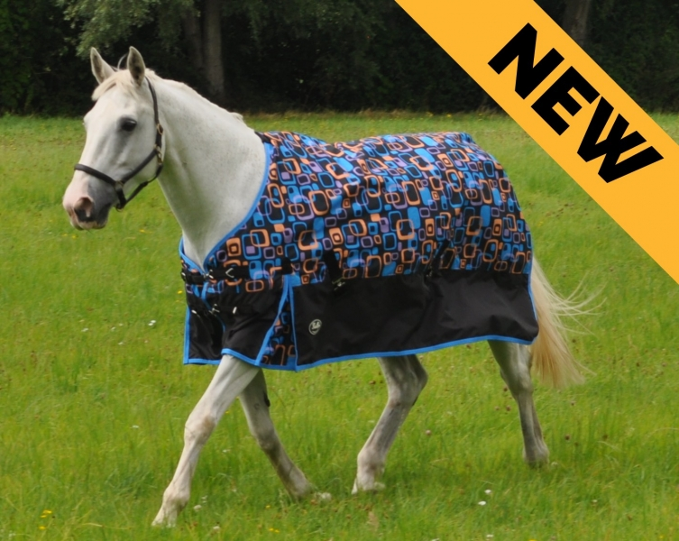 Gallop Retro Lightweight Turnout Rug Discount Equestrian